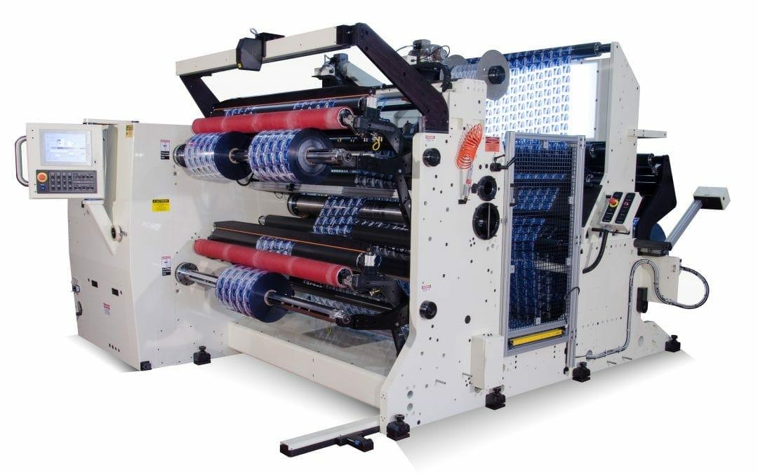 C800 Slitter Rewinder